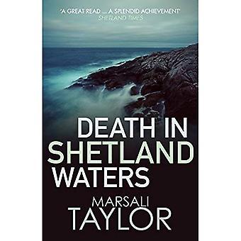Death in Shetland Waters (Cass Lynch)