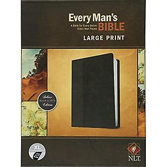 Hver manns Bibelen NLT, papirkopier, Tutone