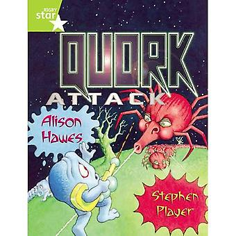 Rigby Star Plus: Quork Attack