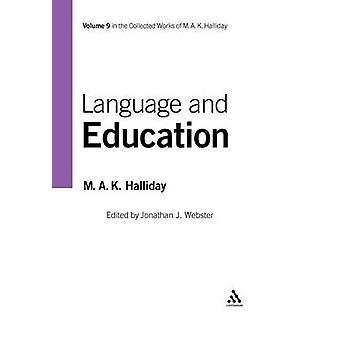 Langue et éducation par Halliday & M. A. K.