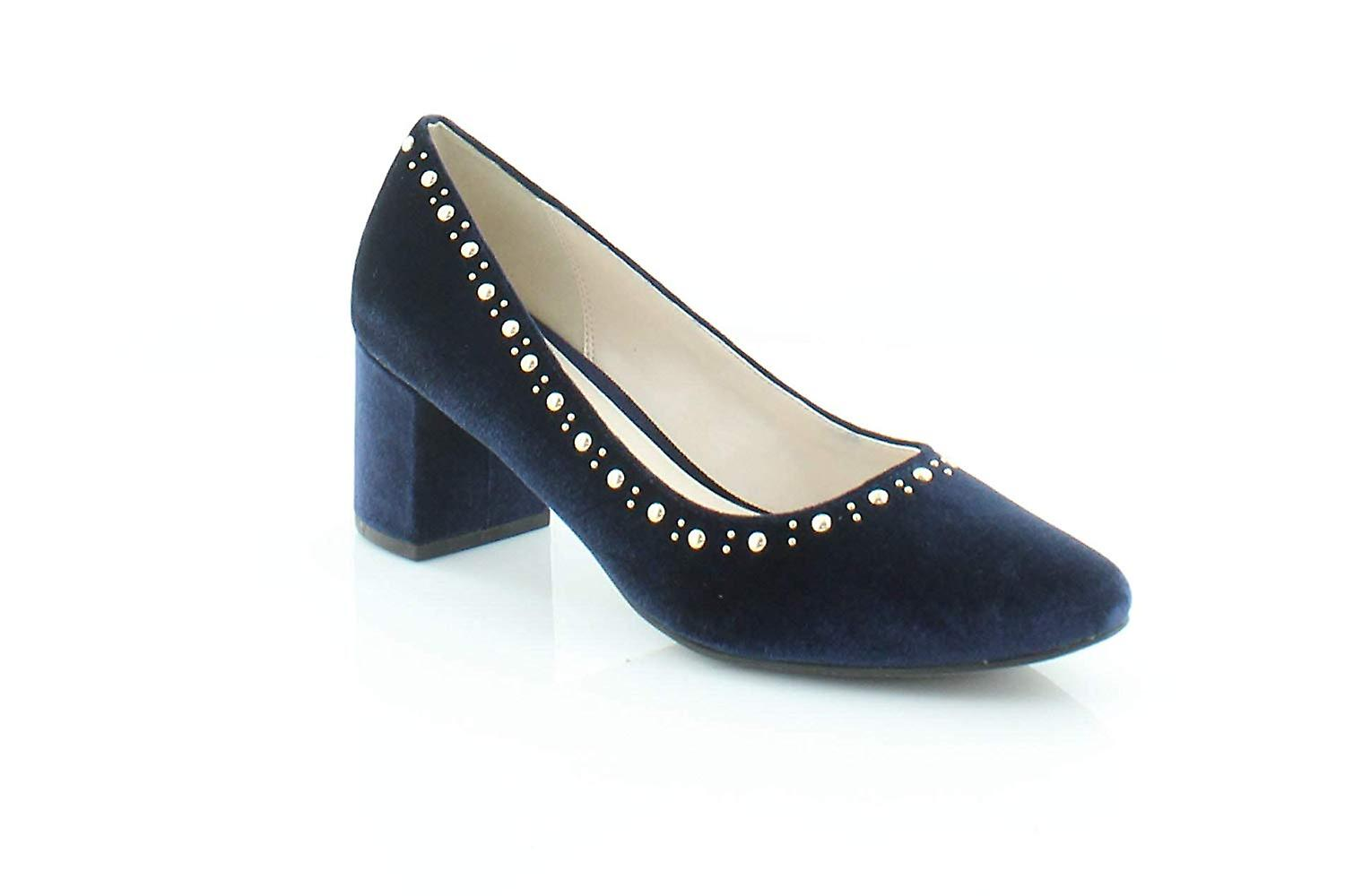 Cole Haan Womens Justine Suede Closed Toe Classic Pumps JKF4N