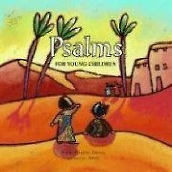 Psalms for Young Children by Marie-Helene Delval - 9780802853226 Book