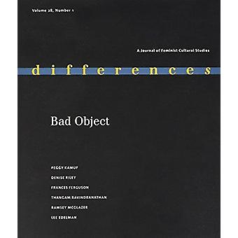Bad Object by Elizabeth Weed - Ellen Rooney - 9780822368786 Book