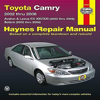 Toyota - Camry - Avalon & Lexus ES300/330 & Solara - 2002-2008 by Edit