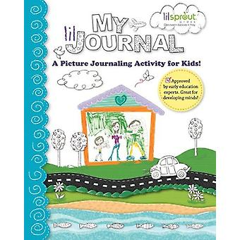 My Liljournal by Lilsprout Press - Laurel Lane - 9781937646035 Book