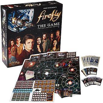 Firefly le jeu de plateau de jeu-US Edition
