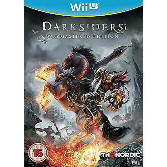 Darksiders Warmastered Edition Nintendo Wii U Game