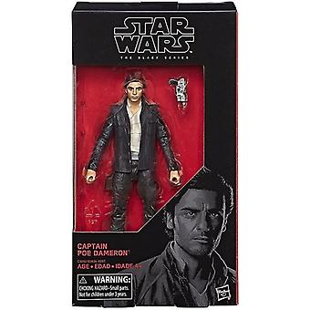 Star Wars Black Series Figur-Captain Poe Dameron