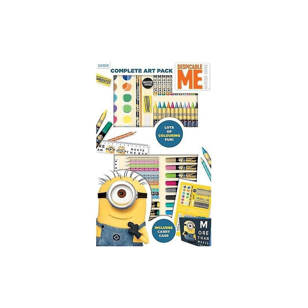 Minions Complete Art Case