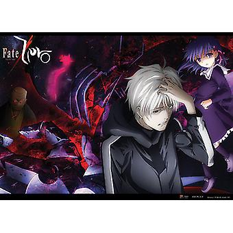 Fabric Poster - Fate/Zero - New Kariya Wall Scroll Art Licensed ge77621