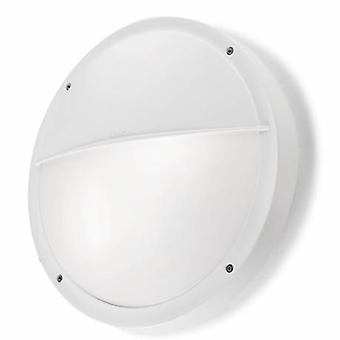 2 luce parete esterna Light bianco IP65