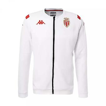 2019-2020 Monaco Trainingsjacke (Weiß)