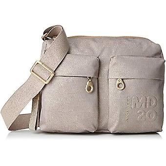 Mandarin Duck P10QNTT5 Grey Women's Shoulder Bag (Grey (ASTRO 23H)) 8.5x20x29 cm (B x H x T)