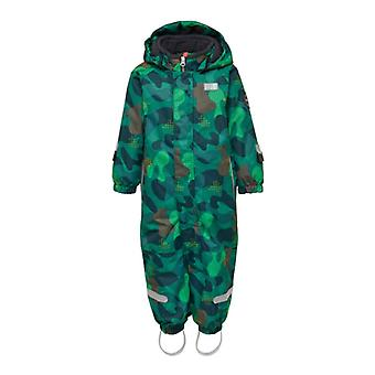 LEGO Wear Julian Toddler Snowsuit | Dark Green