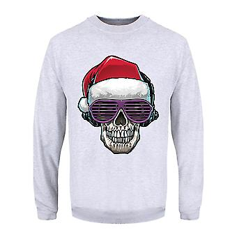 Grindstore Mens Cool Santa Christmas Jumper