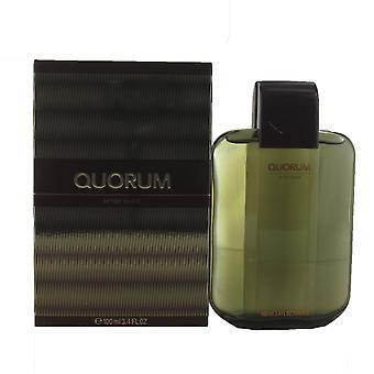 Puig Quorum 100ml Aftershave for Men
