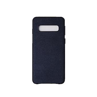 Verizon kangas kotelo Samsung Galaxy S10-sininen