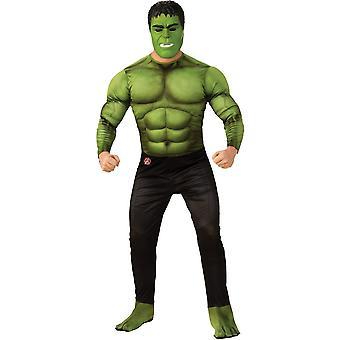 Män Hulk kostym-Avengers: Endgame