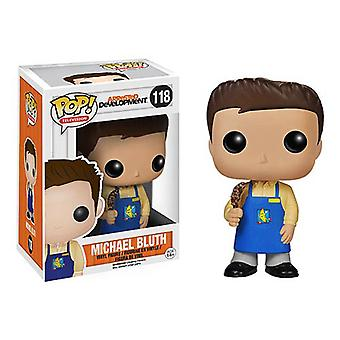 Arrested Development Michael Bluth Banana Stand Pop! Vinyl