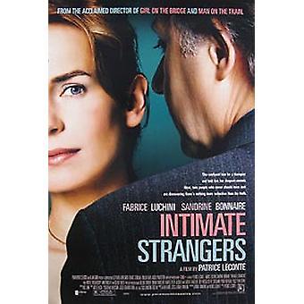 Intimate Strangers (Double Sided Regular) Original Cinema Poster