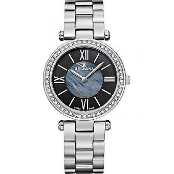 Delbana - Wristwatch - Ladies - Dress Collection - 41711.589.1.536 - Nice