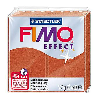 Fimo Effect Modelling Clay, Metallic Copper, 56/57 g