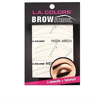 L.A. Colors Template Brow