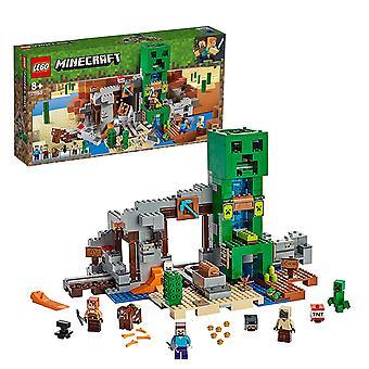 LEGO 21155 Minecraft: a mina Creeper