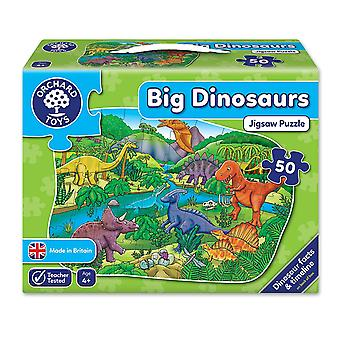Orchard Toys - große Dinosaurier