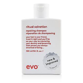 Evo Ritual Salvation Repairing Shampoo - 300ml/10.1oz