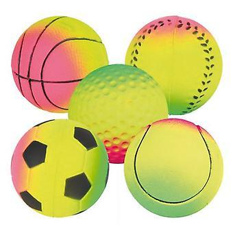 トリクシー ネオン球、柔らかいゴム (犬、おもちゃ・ スポーツ、ボール)