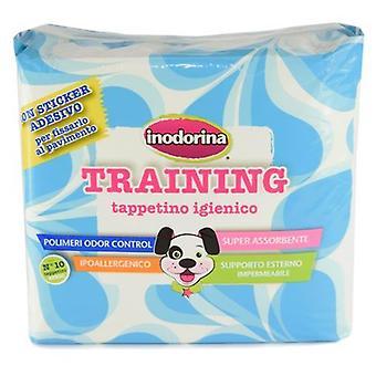 Inodorina Training - Pañales Higienicos de entrenamiento. 60x90Cm 10u.