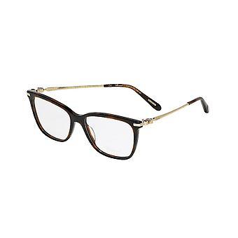 Chopard VCH266S 09XK Shiny Dark Havana Glasses