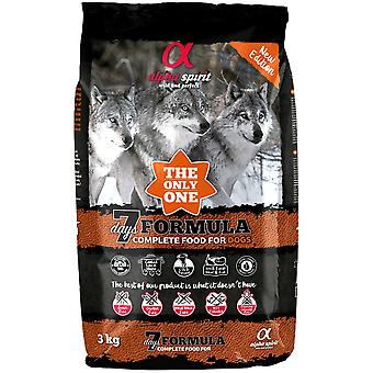 Alpha Spirit The Only One 7 Days (Dogs , Dog Food , Dry Food)