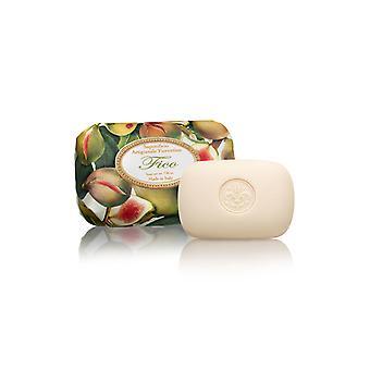 Saponificio Artigianale Fiorentino Handmade Soap - Fig - Lovingly Wrapped in Wraps 200g