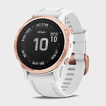 New Garmin Fenix 6S Pro Multi-Sport GPS Watch White