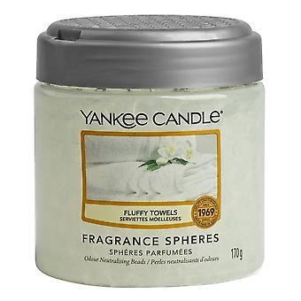 Yankee Candle Fluffy Towels Fragrance Spheres
