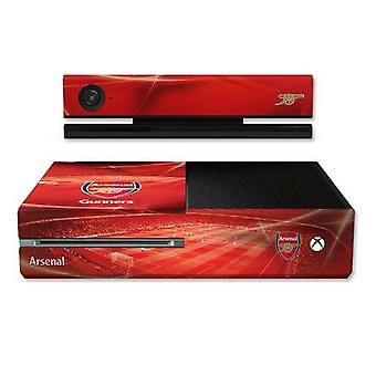 Official Arsenal FC Xbox One Console Skin