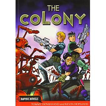 The Colony (Graphic Novels)