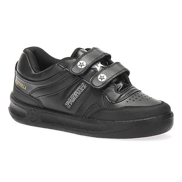Trainers Paredes Estrella Velcro Black/black/40