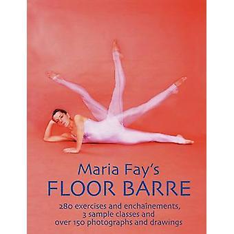 Maria Fays Floor Barre by Fay & Maria