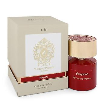 Tiziana terenzi porpora extrait de parfum spray (unisex) door tiziana terenzi 543885 100 ml