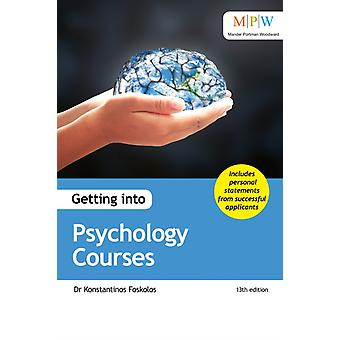 Getting into Psychology Courses by Konstantinos Foskolos
