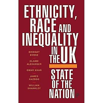 Etnia, raza y desigualdad en el Reino Unido: Estado de la Nación