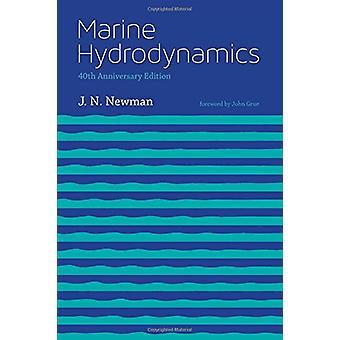 Marine Hydrodynamiikka tekijä J. N. Newman - 9780262534826 Kirja