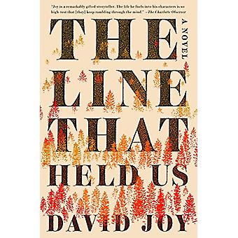 The Line That Held Us by David Joy - 9780399574221 Book