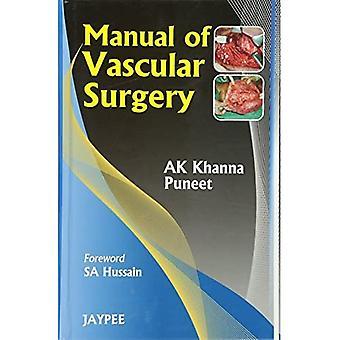 Manual of Vascular Surgery