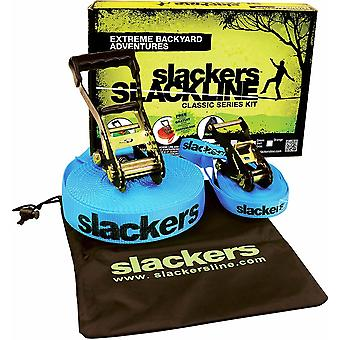 "Slackers Slackline Set ""Classic"" incl. Teaching Line"