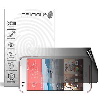 Celicious Privacy 2-Way Landscape Anti-Spy Filter Screen Protector Film Compatible with HTC Desire 830