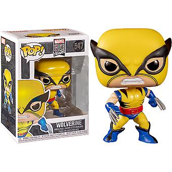 X-Men Wolverine First Appearance Marvel 80th An. Pop!